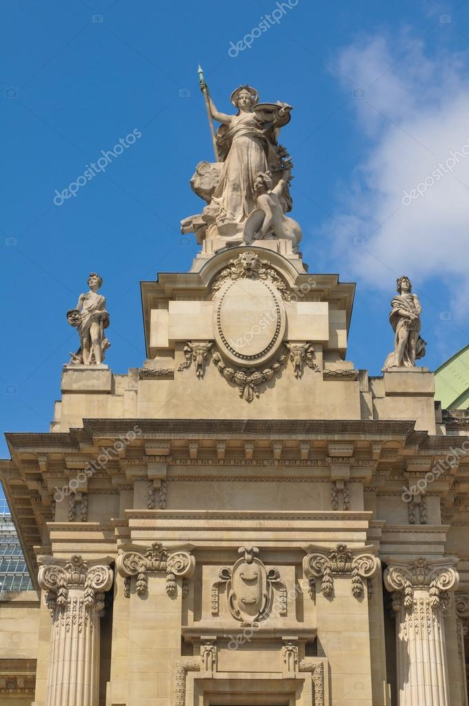 french architecture in paris stock photo lucianmilasan 97135470