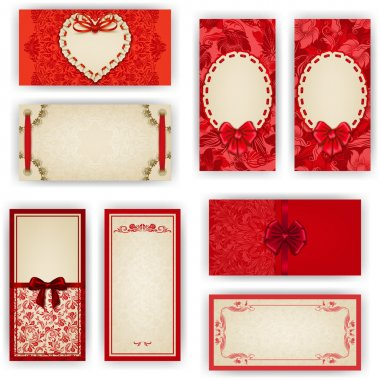 Templates for luxury invitation