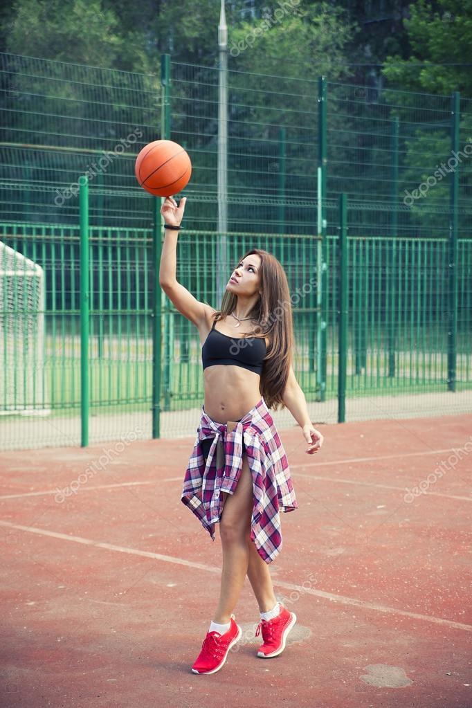 Самые сексуальные ж ны баскетболистов