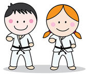 Karate děti