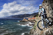 cykloturistika na vrchol