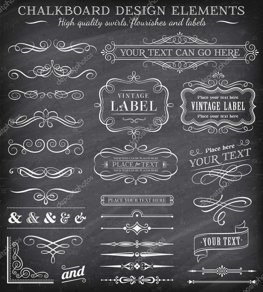 Chalkboard Chalkboard Stock Vectors Royalty Free Chalkboard Illustrations