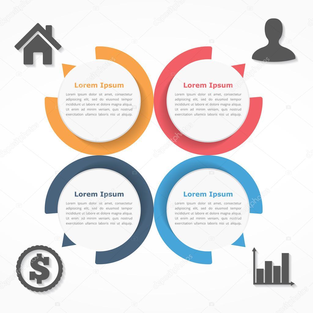 Modelo de diagrama de crculo vetores de stock human306 117158792 modelo de diagrama de crculo vetores de stock ccuart Images