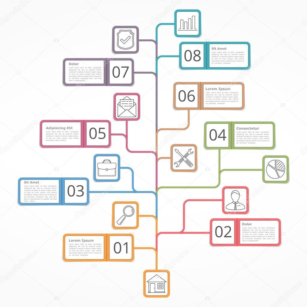 Boom Diagram Templ  U2014 Stockvector  U00a9 Human 306  91905538