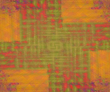 abstract artistic patterned texture for background