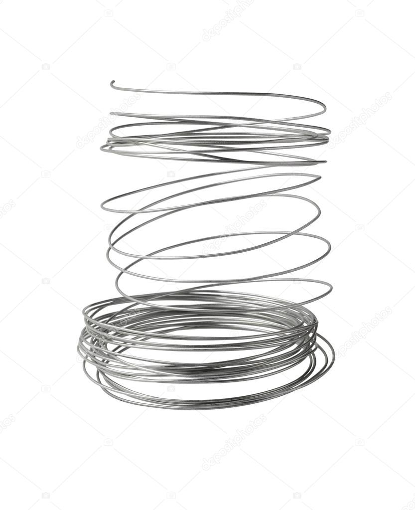 Spool of Wire — Stock Photo © design56 #100758536