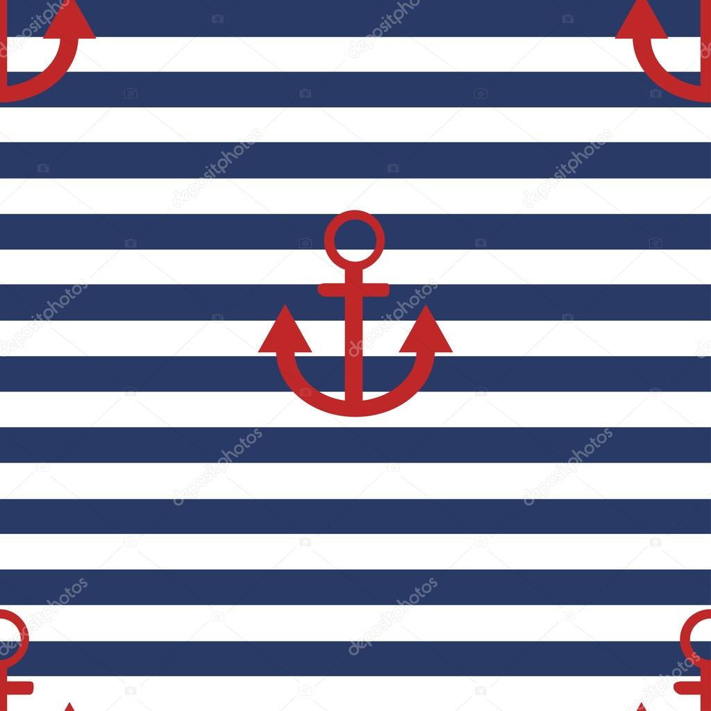 vector modern anchor background.