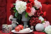 Elegantní svatební stůl sada