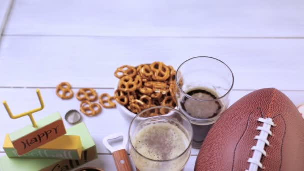 Appetizers for Football party