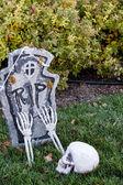 Fotografia decorazioni di Halloween