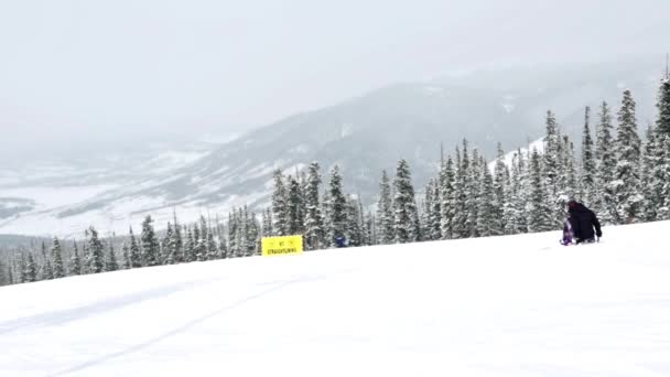 Typical weekend at Loveland pass