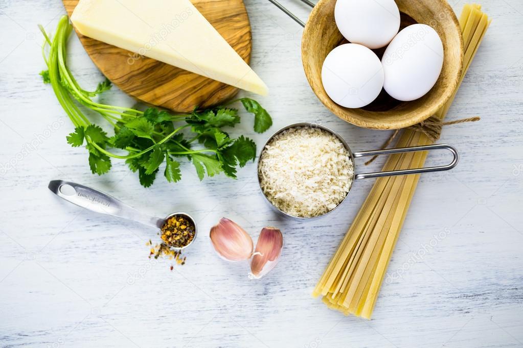 Pasta pangrattato Ingredients
