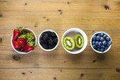 Organické čerstvého ovoce