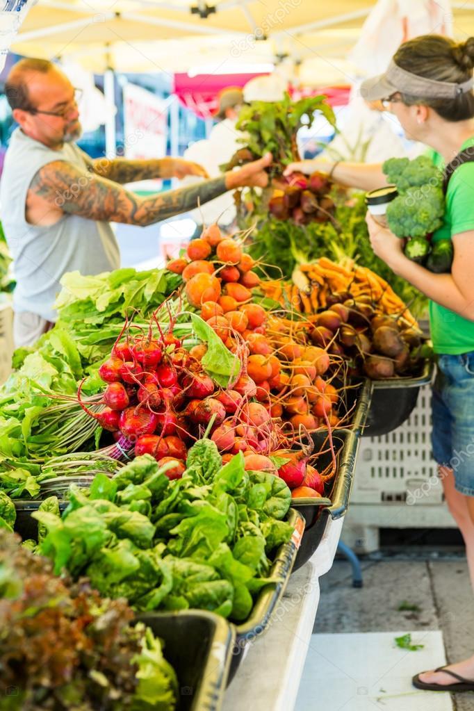 Summer Farmers market