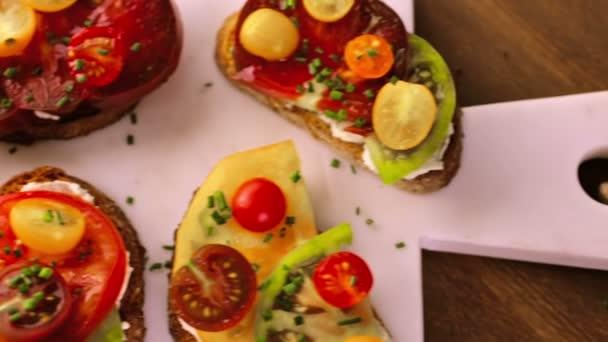 Családi ereklye paradicsom szendvicsek