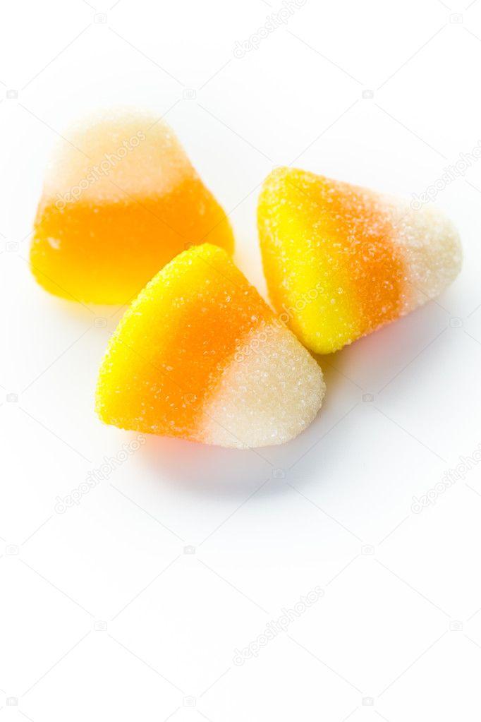 Süßigkeit Mais Halloween Leckereien Stockfoto Urbanlight 88285060