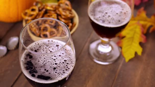 Řemeslo dýňový pivo