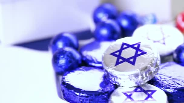 Chocolates with Star of David