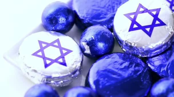 Chocolates with Star of David