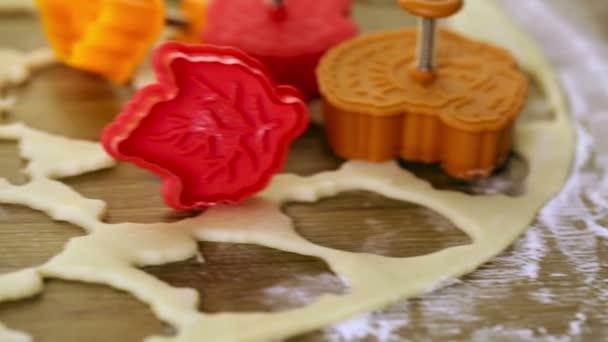 Dýňový koláč cookie pěchovadlo