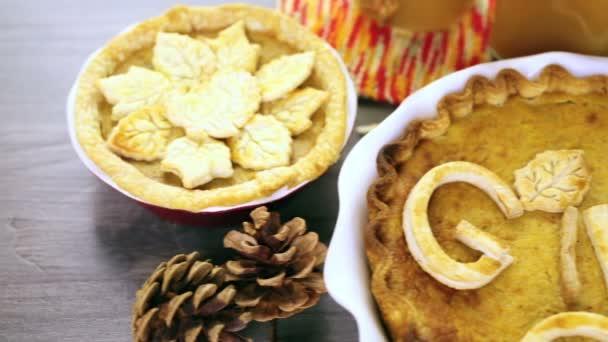 Házi sütőtök pite a hálaadás napja