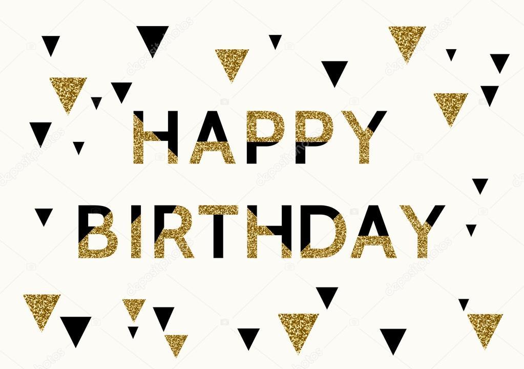 gelukkige verjaardag kaart ontwerp stockvector  u00a9 ivaleks vector letters free vector letters free