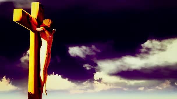 Jézus Krisztus a kereszt