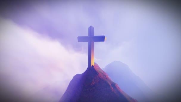 Christian kereszt hegy