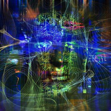 Cyborgs head