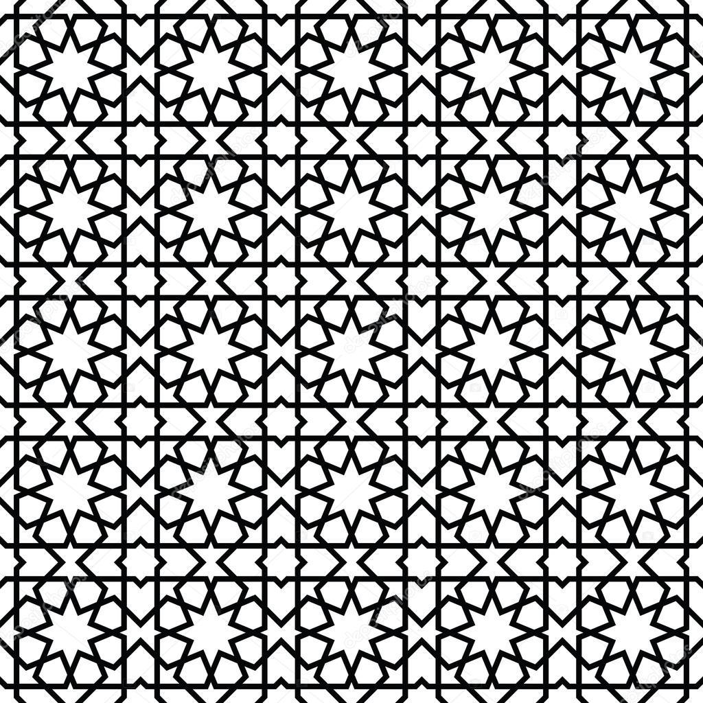 Patr n de mosaico de estilo marroqu archivo im genes for Mosaico marroqui