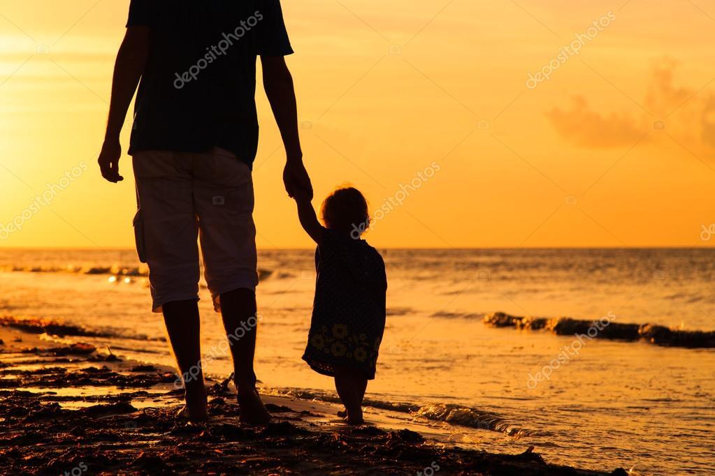 Imágenes: Padre E Hija