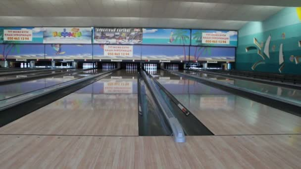 Míč v bowlingu
