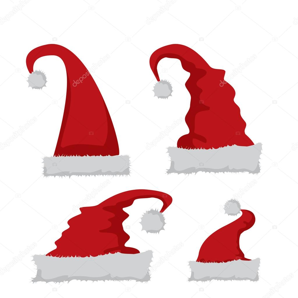 Red santa hat icon isolated on white stock vector zm1ter 88297986 red santa hat icon isolated on white stock vector 88297986 biocorpaavc