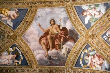 "Картина, постер, плакат, фотообои ""милан: certosa di garegnano фрески"", артикул 63883117"