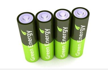 Green Eco Power Batteries