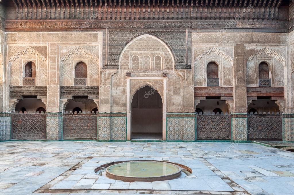 Resultado de imagen de Fez, Marruecos Madrasa de Bou Inania