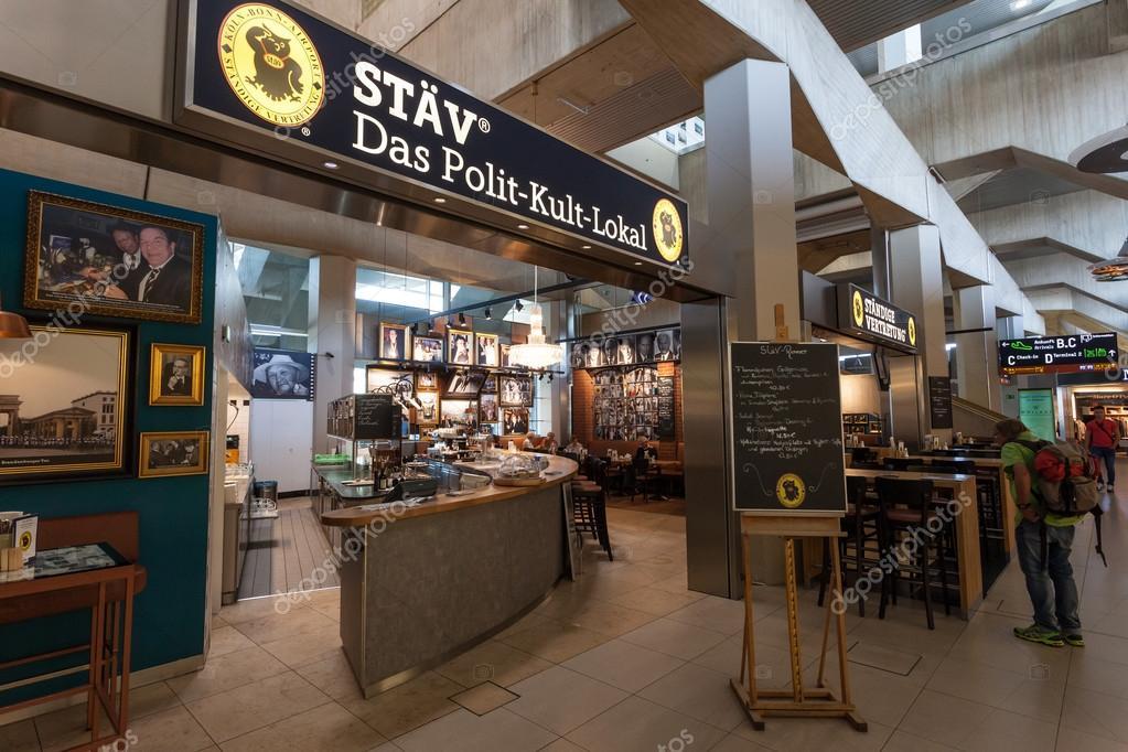 ケルン ・ ボン空港、ドイツの中...