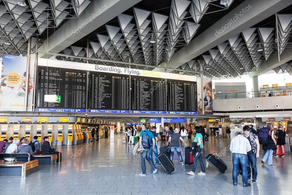 Frankfurt Flughafen Terminal