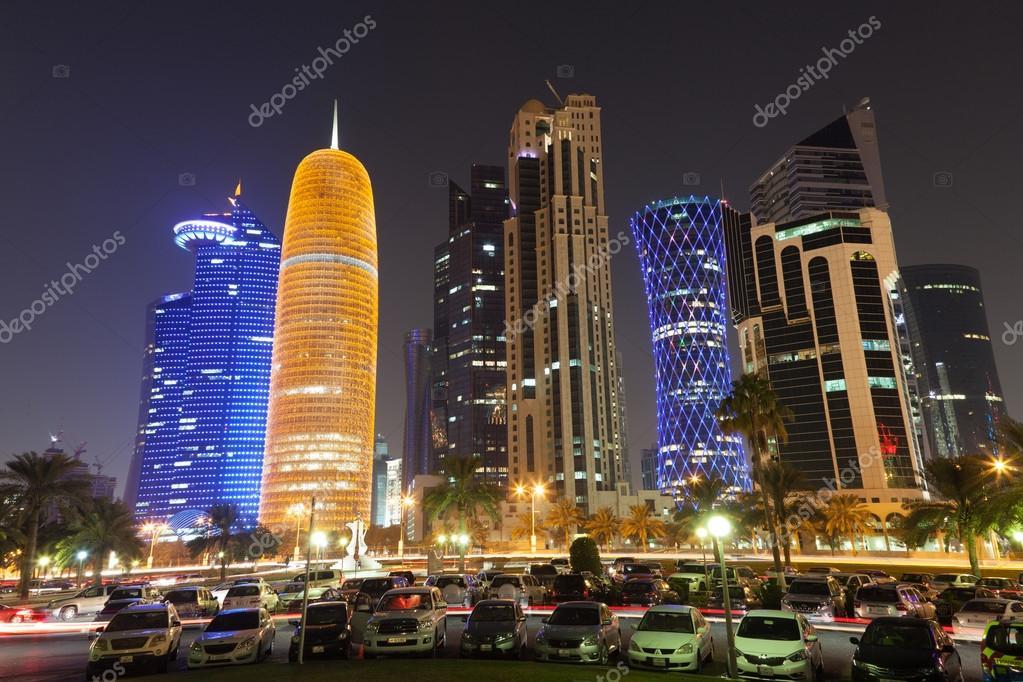 фото города доха
