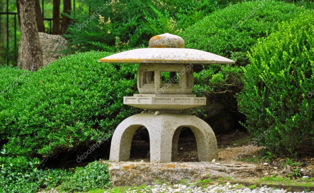 Japanischer Garten Dekoration U2014 Stockfoto. Beim Besuch Stieß Der Japanischen  Gärten In Houston, Texas Diese Gartendekorationen U2014 Foto Von Nature34
