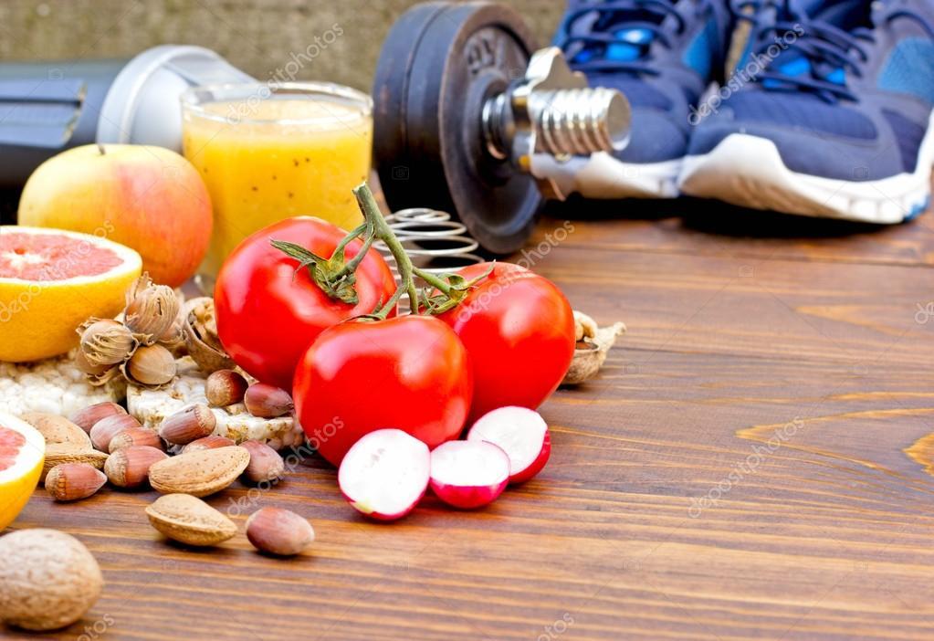 Здоровье диета и спорт