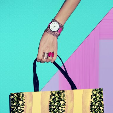 Vanilla Style fashion. Glamorous Summer Accessories. Jewelry & W
