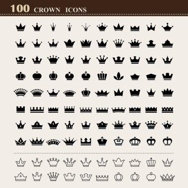 Basic royal Crowns