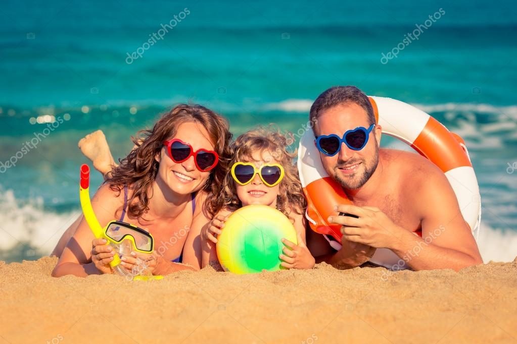 Семья на отдыхе нудизм фото