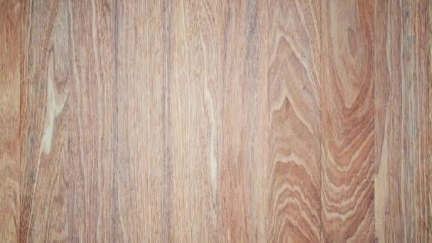 Dub dřevo horní stůl vzor (Přiblížit) Fotoaparát close-up Top View dřevo stůl textura prostor pro produktové show.