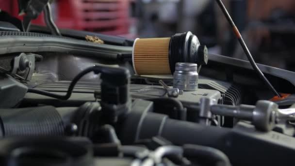 Nové díly olejových filtrů