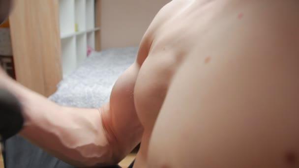 Dumbbell Pumps Biceps