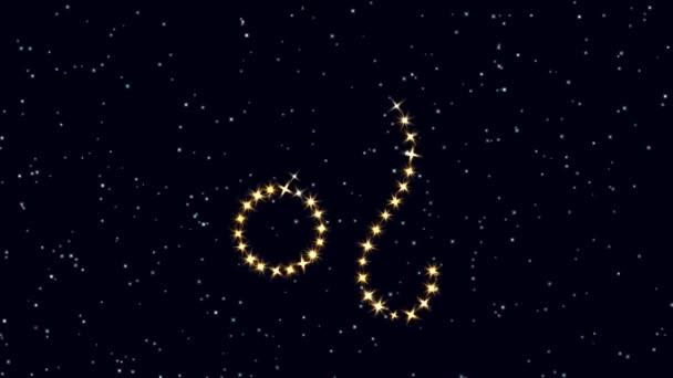 Astrology theme sign zodiac sign zodiak leo nice astrology video sign zodiak leo nice astrology video background footage sign leo reheart Choice Image