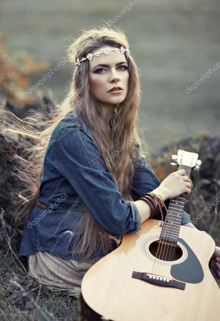 Девушка с баритоном