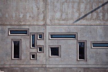 Concrete constructivism - Tomdiraba hall in Tallinn